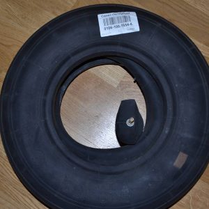 Main wheel tyre