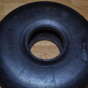 Nose wheel tyre