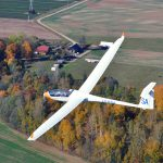 IMPRESSION OF MINI LAK SAILPLANE